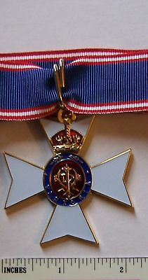 Royal Queen Victorian Britain Order Victoria England Knight Badge Knight Medal Q