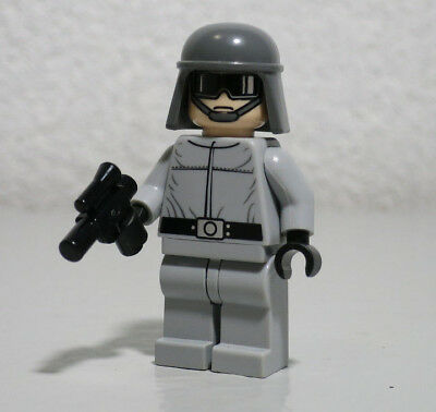 Lego STAR WARS minifig AT ST AT-ST ATST Driver minifigure figure 7657