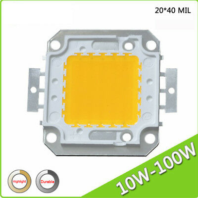 10/20/30/50/100W Smd Led Beads Led Chip High Power Integrated COB Epistar SMD HQ