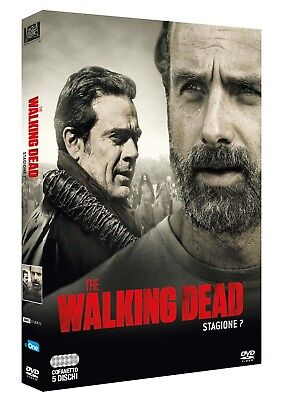 Dvd Walking Dead (The) - Stagione 07 (5 Dvd)