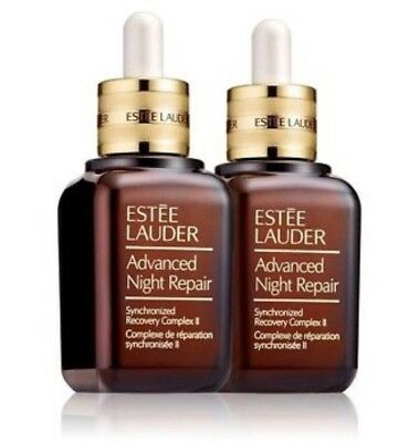 Estée Lauder Advanced Night RepairSerum 2x50ml 1xNEU&UNBENUTZT/1x Halb Voll!