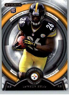 2013 Topps Strata #143 Le'Veon Bell Rookie