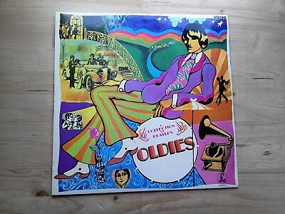 A Collection of Beatles Oldies Near Mint Vinyl LP Record PCS 7016