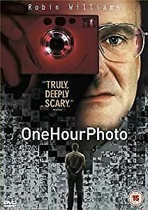 One Hour Photo - Robin Williams [DVD] Brand New Sealed