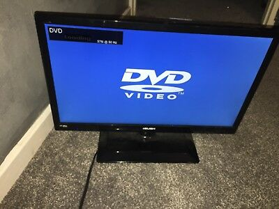 19inch Tv With Dvd Player Bush 2500 Picclick Uk