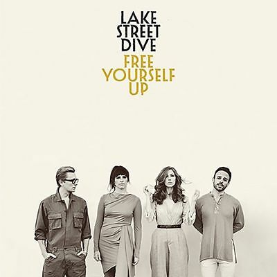 LAKE STREET DIVE - FREE YOURSELF UP - Brand New Factory Sealed CD FREE SHIPPING!