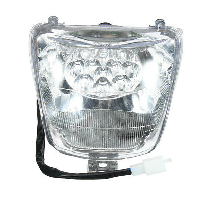 Front Light Headlight For 50cc 70cc 90cc 110cc 125cc Mini ATV QUAD BIKE BUGGY