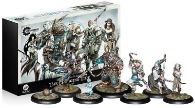 Guild Ball Medieval Game - The Fishermans Guild - The Changing Tide