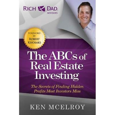 The ABCs of Real Estate Investing: The Secrets of Findi - Paperback NEW Ken McEl