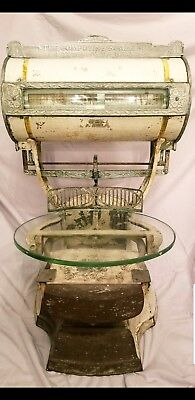 Antique Early 1900's  Computing Scale Co. Dayton Barrel Scale Style-146