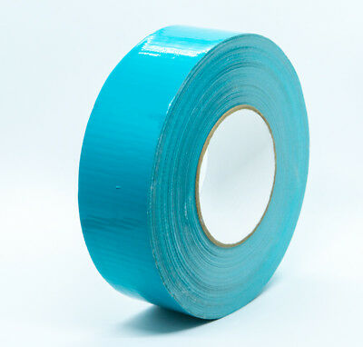 """IPG AC36 - Medium Grade TEAL Duct Tape 3"""" X 60Y (72mmX55M ) 11 Mil, Case of 16"""