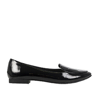 Panama | Obsessed | Womens ballet flat loafer patent | Spendless