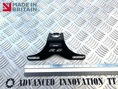 ** Yamaha R6 Tail Tidy 2006 - 2019. Use with Integrated Tail Light Only **
