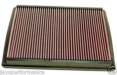 Kn Air Filter Replacement For Vaux/Opel Vectra 1.6L-I4; 2002