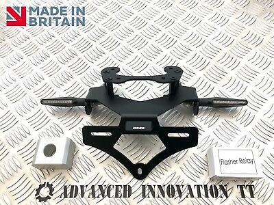 Yamaha MT-09 2017 - 2019 Tail Tidy Conversion Kit. ** With Indicator Package **