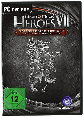 Might & Magic Heroes 7 VII - Complete         PC          !!!!! NEU+OVP !!!!!