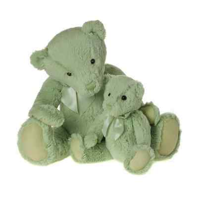My First Charlie Bear in Meadow Green - Small - 24cm -  only £9.95  Brand New