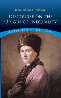 Discourse on the Origin of Inequality by Jean-Jacques Rousseau (Paperback, 2004)