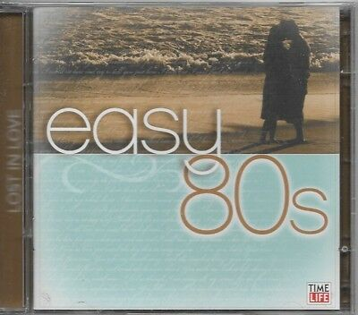 TOTO, AIR SUPPLY + ~ EASY 80s / LOST IN LOVE ~ 2 CD SET TIME LIFE BRAND NEW