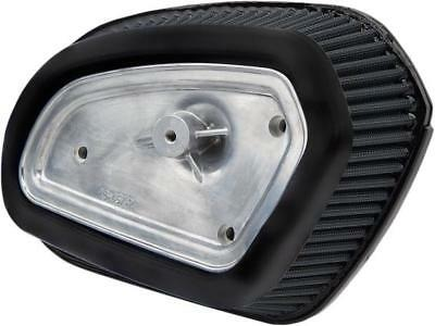 Arlen Ness Big Sucker Stage 1 Air Cleaner Kit without Cover Black #18-459