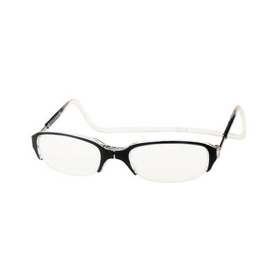 e99be1d442 CLIC EURO MATTE Black Readers Front Connect Magnetic Reading Glasses ...