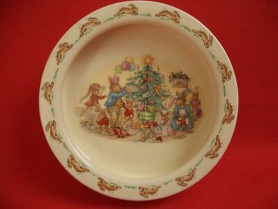 Dating doulton bunnykins