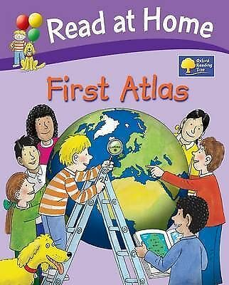 Oxford Reading Tree: Read at Home First Atlas, Hunt, Roderick, Very Good Book