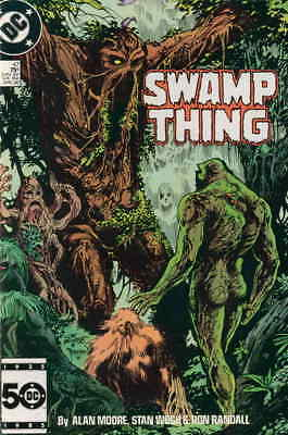 Swamp Thing (2nd Series) #47 VF/NM; DC | save on shipping - details inside