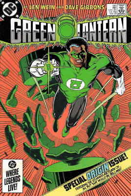 Green Lantern (2nd Series) #185 VF/NM; DC | save on shipping - details inside