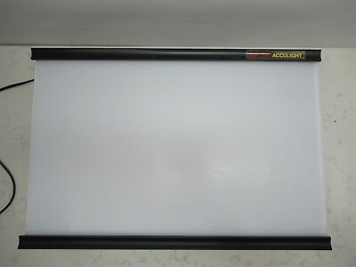 Bretford Acculight 6002/6222 Still Picture Projector X-Ray Viewer Light Box