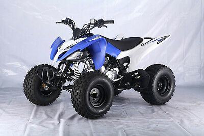 Crossfire Moto Rover 125cc Quad Bike Semi Auto (No Clutch)