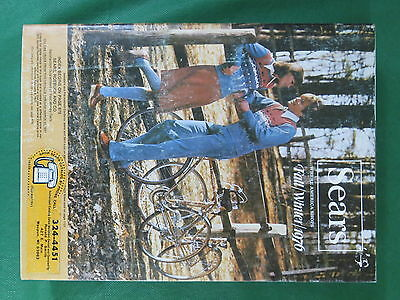 Vintage SEARS 1976 Fall / Winter Catalog - 1,528 Pages of those '70s Styles!