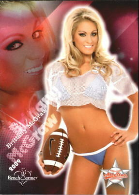 2009 Bench Warmer Limited #64 Brittany McGraw/All Star