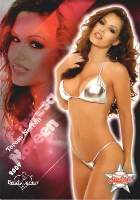 2009 Bench Warmer Limited #51 Teresa Noreen/All Star
