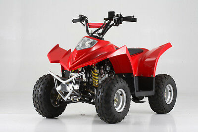 Crossfire Motorcycles Kanga 90cc Fully Automatic Kids Quad Bike