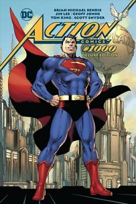 Action Comics #1000: The Deluxe Edition by Brian Michael Bendis 9781401285975