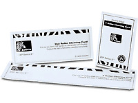 NEW! Zebra 105999-801 ZXP Series 8 cleaning cards