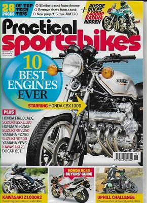 PRACTICAL SPORTSBIKES N.98 (NEW COPY)*Post included to UK/Europe/USA/Canada