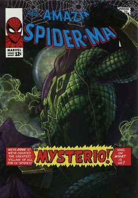 Marvel Masterpieces 2018 Tier 1 What If? [1499] Base Card WI-20 Mysterio