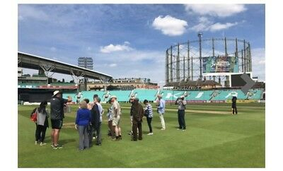 Kia Oval Cricket Ground Tour for One Adult and one child, Exp Aug 2019