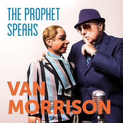 Van Morrison - The Prophet Speaks (NEW CD ALBUM)