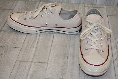 **Converse Chuck Taylor All Star Core Low Top - Unisex Size M(8), W(10), Natural