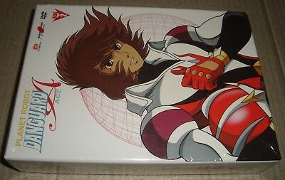 Dvd Planet Robot Danguard Ace Box 2 - 5 Dvd Episodi 29/56 Yamato Video