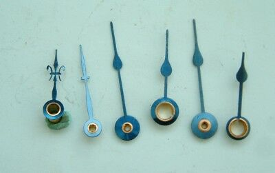 Clock makers Carriage clock hands in matching pairs clock repairer hands spares