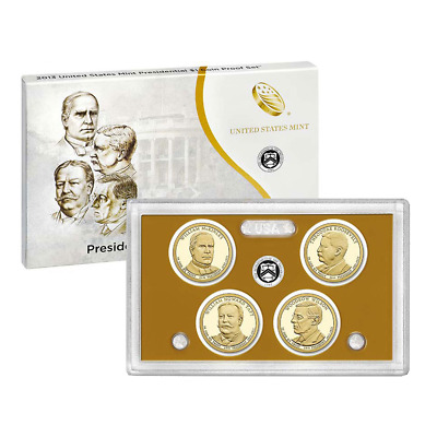 2013-S U.S. Presidential Proof Set