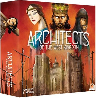 Architects of the West Kingdom - Strategy Board Game
