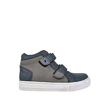 Harry | 8Mile | Kids boys high top shoe casual skate trainer | Spendless