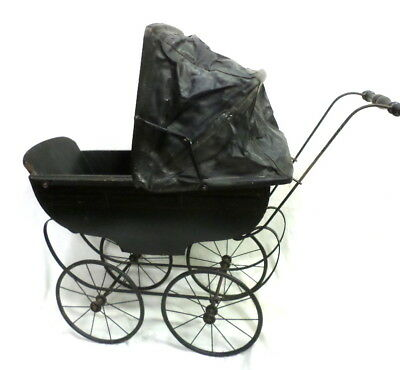 Antique 1890's Carriage by F.A. Whitney Carriage Co, Leominster, Mass.
