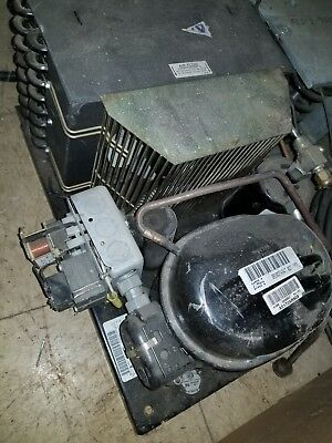 AEA9423EXAXC Condensing unit air cooled hermetic compressor Tecumseh AE172AR908