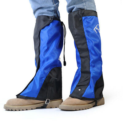 Waterproof Snow Leg Leggings Cover Shoe Boot Summit Walking Gaiters Climbing